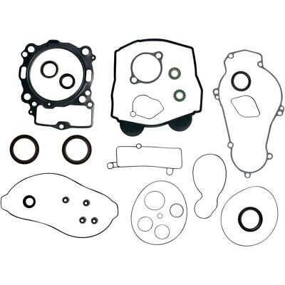 Moose Racing MX 0934-1446 Complete Gasket Set With Oil
