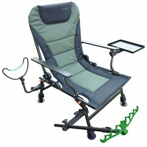 angling chair accessories golden power parts cobra accessory arm carp feeder match fishing ebay