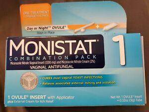 Monistat Miconazole Nitrate Vaginal Insert Yeast ...