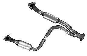 EPA Catalytic Converter Fits: 2004 2005 Chevrolet
