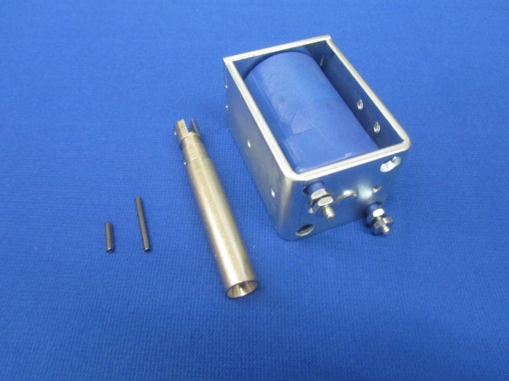 medium resolution of oem lincoln welder sa 250 diesel low idle idler solenoid perkins 3 152 for sale online ebay