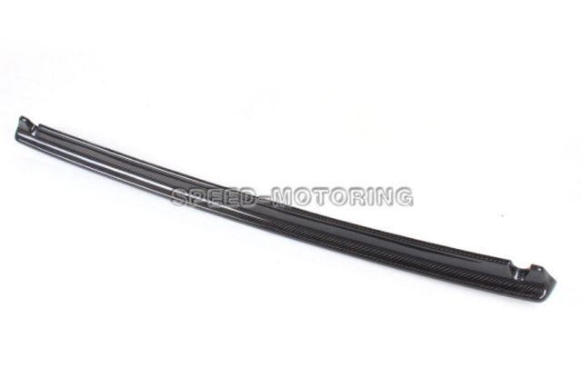 Carbon Fiber Rear Spoilers Wings Fit For Nissan Skyline