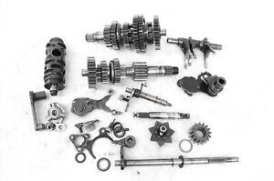 04 Honda Rancher 350 4x4 Transmission Gears Shafts Shift