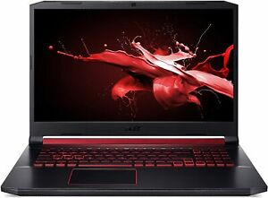 "Acer Nitro 5 - 17.3"" Laptop Intel Core i5-10300H 2.5GHz 8GB Ram 512GB SSD Win10H"