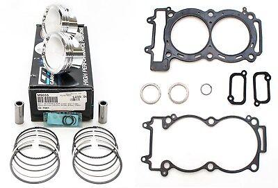 Polaris RZR XP 900 CP Pistons Turbo 9:1 Std Bore Piston