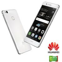 "HUAWEI P9 LITE 16GB WHITE BIANCO 3GB RAM 5.2"" FULLHD GAR ITALIA 24 MESI BRAND"