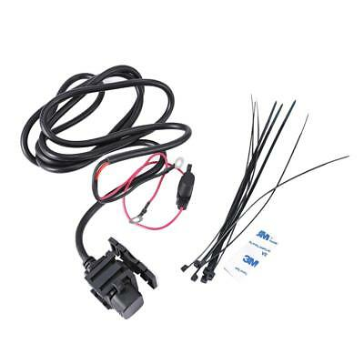 Waterproof Motorcycle 12V SAE to USB Phone GPS Charger