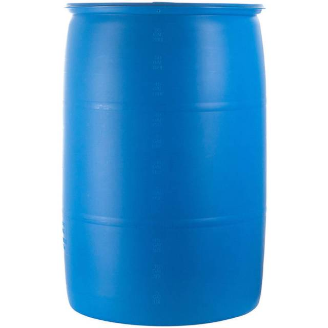 Emergency Essentials Food 55-Gallon Water Storage Barrel Survival Camp Out 2