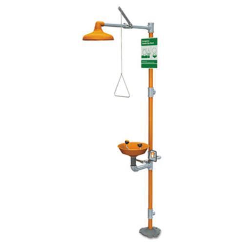Guardian G1902p Eye Wash & Shower Safety Station for sale