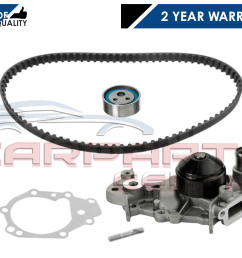 details about for renault clio 1 1 1 2 8v engine timing cam belt kit water pump gasket 98 05 [ 1600 x 1205 Pixel ]