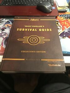 Vault Locations Fallout 4 : vault, locations, fallout, Fallout, Vault, Dweller's, Survival, STRATEGY, Guide, Hardcover, MISSING, PAGES