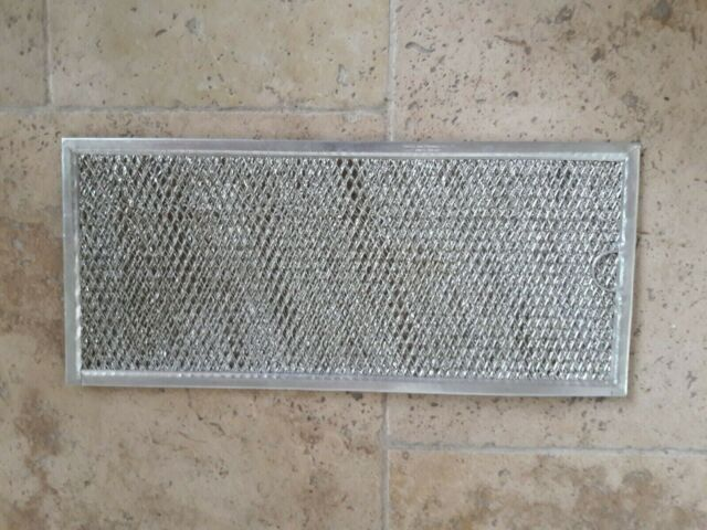 6802a whirlpool microwave grease filter