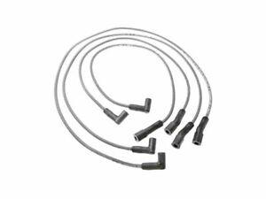 For 1980-1981 Jeep CJ5 Spark Plug Wire Set SMP 74936MS 2