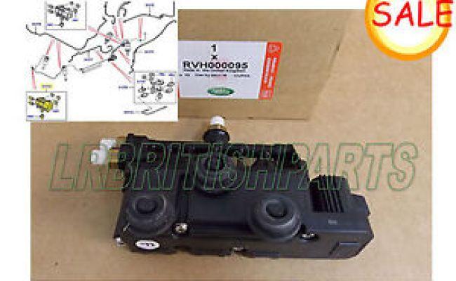 Genuine Land Rover Air Suspension Valve Block Front Lr3