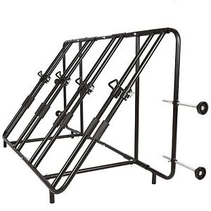 Adjustable Truck Pick Up Bed Bike Rack Carrier Stand Box