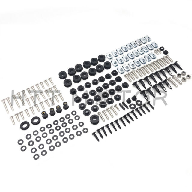 Complete Fairing Bolts Kit For Yamaha YZF R6 2003-2005 03