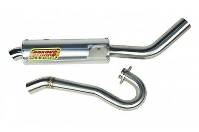 Sparks X-6 Stainless Steel Exhaust System Suzuki 2006-2011