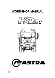 ASTRA HD8EC TRUCK WORKSHOP SERVICE MANUAL REPRINTED COMB