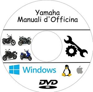 Workshop manuals bike/scooter Yamaha-service repair and