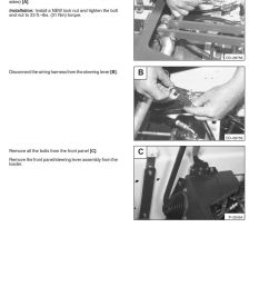 bobcat 7753 skid steer loader service manual shop repair book 6720899 for sale online ebay [ 1000 x 1294 Pixel ]