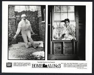 Home Alone 3 '97 RYA KIHLSTEDT LENNY VON DOHLEN RARE | eBay