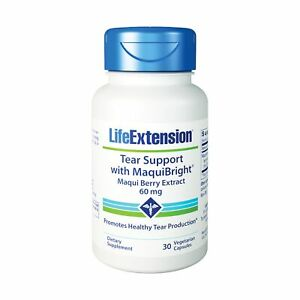 Life Extension Tear Support W/Maquibright Maqui Berry ...