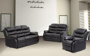 living room reclining sofas high back chairs new sofa recliner set chair sectional love seat for image is loading