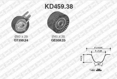 Kit Distribution KD45938 SNR PEUGEOT 307 (3A/C) 1.4 HDi 68