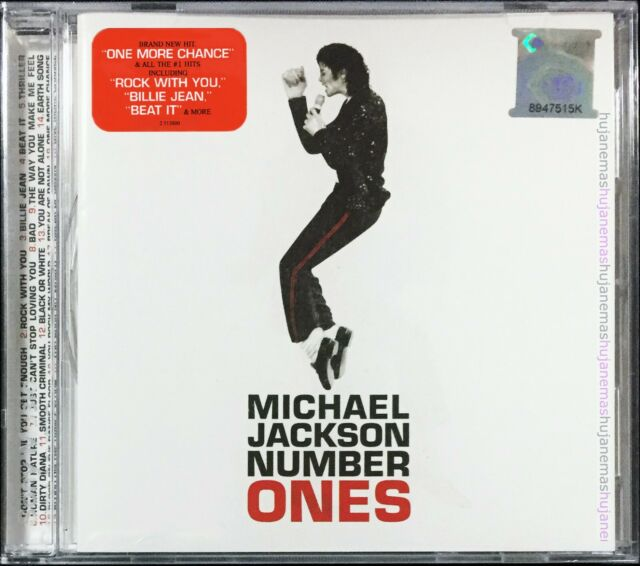 MICHAEL JACKSON Number Ones 2003 MALAYSIA EDITION CD RARE NEW SEALED   eBay
