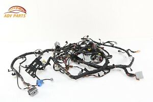 2014 JEEP GRAND CHEROKEE WK2 DASH INSTRUMENT PANEL WIRE