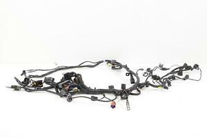 2012 Triumph 1050 Speed Triple NON ABS Wiring Harness Loom