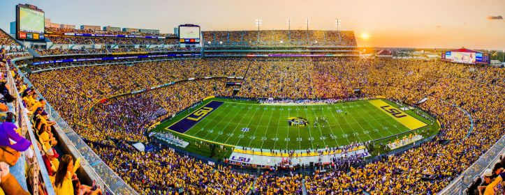 2018 LSU Football Season Tickets