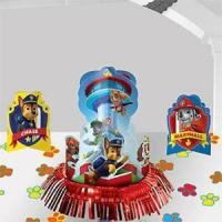 PAW PATROL Birthday Party Table Decorating Kit - Matching ...