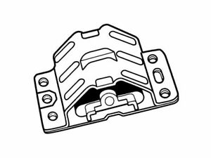 For 1987-1990 Cadillac Brougham Engine Mount Front 29162CH