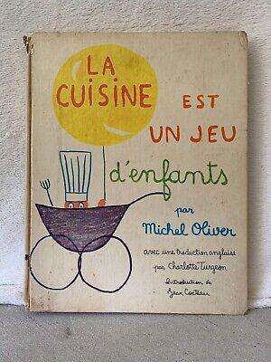 La Cuisine Est Un Jeu D Enfants : cuisine, enfants, Cuisine, D'enfants, Michel, Oliver, French, English, Translation