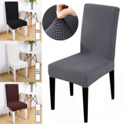 Table And Chair Covers Ebay Ikea Living Room Cover Stretch Spandex Dining Wedding Banquet Party Decor Image Is Loading