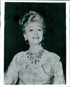 1965 Press Photo Actress Hedda Hopper Celebrity Gossip Columnist Beauty 8X10 | eBay