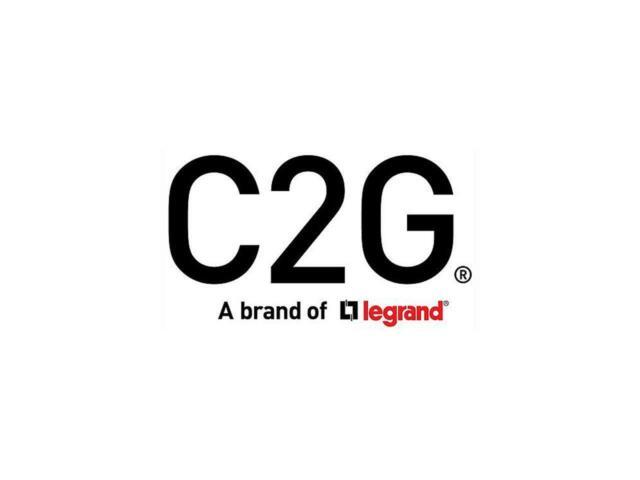 C2G CTG-00403 6 ft. Cat5e Snagless Unshielded (UTP