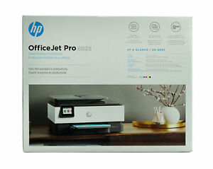 Hp Officejet Pro 8025 Wireless All In One Color Instant