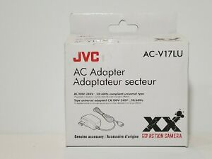 JVC AC-V17LU AC Adapter for Adixxion HD Action Camera