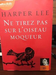 Ne Tirez Pas Sur L'oiseau Moqueur : tirez, l'oiseau, moqueur, Harper, Tirez, L'oiseau, Moqueur, /Audiobook