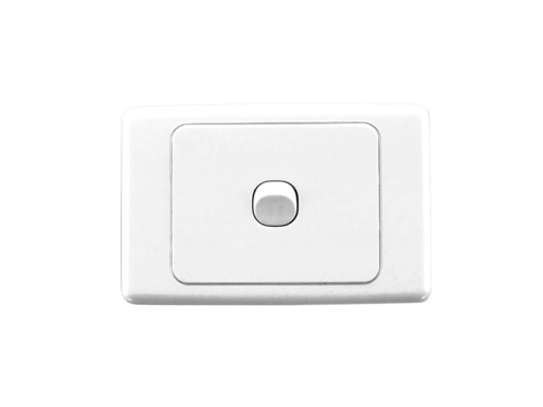 10 A X Amp 240V Double Power Point Electrical Wall Socket
