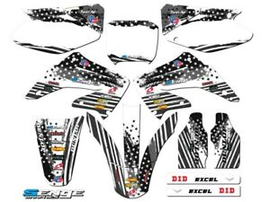 2002 2003 CR 125 250 R GRAPHICS KIT CR125 CR250 CR250R
