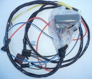 Wiring Engine Wire Harness Chevelle 70 396 454 Th400 Auto