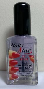 24 Hour Nails : nails, Alive, Hardening, Treatment, BRAND