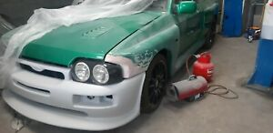 Ford escort mk4 xr3i cab ,unfinished project