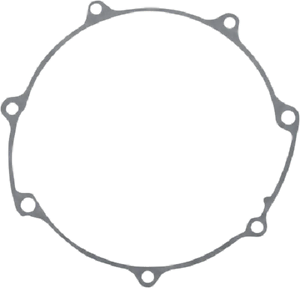 Yamaha Outer Clutch Cover Gasket Fits YFZ450 04-13,YFZ450