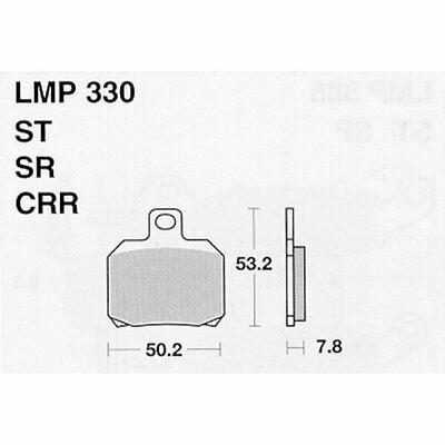 Pads Brakes Athena Ducati 1198 1198 R 2008-2015 LMP330 SR