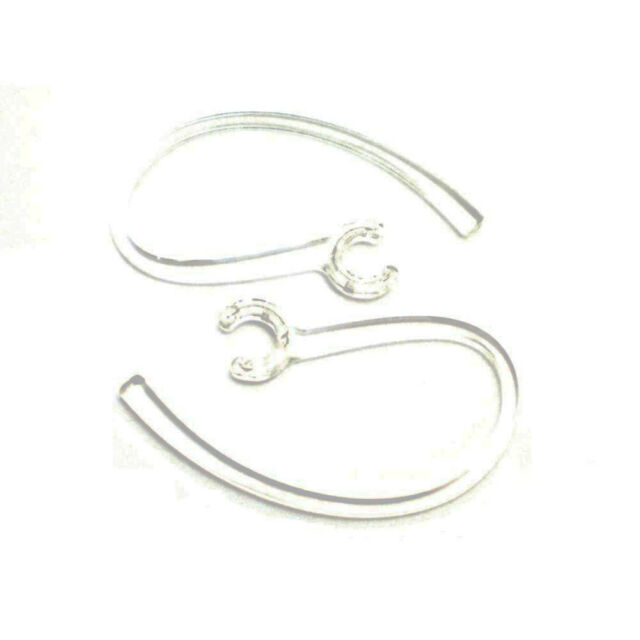 2 Clear High Quality Ear Hooks Bluetooth Headset G8G2 for
