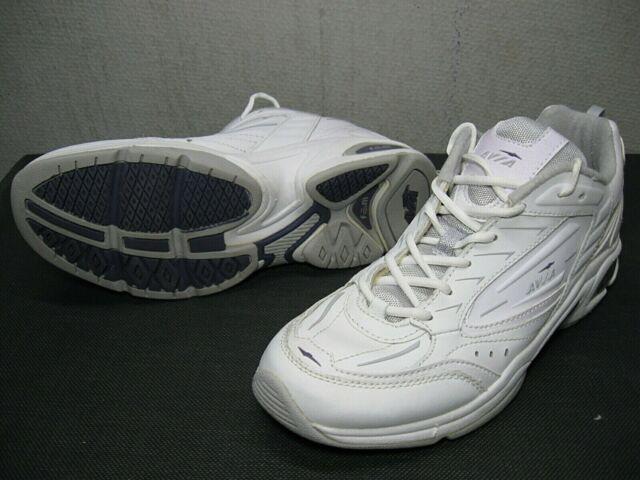 AVIA fom Leather Walking Cross Training Shoes Women's Size ...